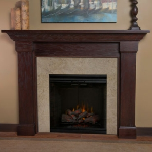 Premier Cambridge Fireplace Mantle