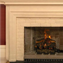 Ahren-Fire Complete Fireplace System