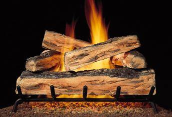 Portland Split Oak Gas Logs