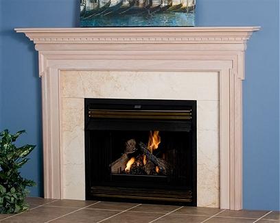Premier Classic Fireplace Mantle