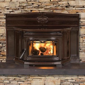 Shop Pacific Energy Wood Inserts Central PA Showroom alternative heat sources