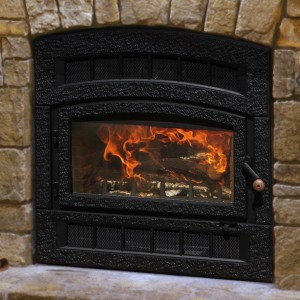 Hearthstone wood fireplace for home and office in York PA.