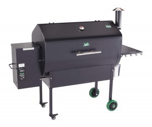 Jim Bowie Green Mountain Pellet Grill York Showroom
