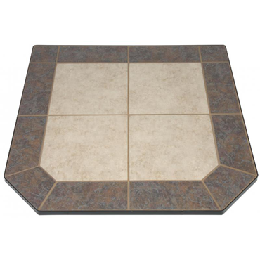 American Panel Stove Board or Hearth Board to buy from local York showroom for wood, pellet or gas burning stoves.