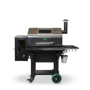 Daniel Boone style pellet grill from Green Mountain in York, PA.